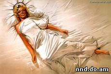 """Феномен """"сонного оргазма"""" у женщин"""