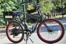 Велосипед на топливных ячейках