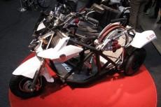 YDS WCV – электротрайк для колясочников