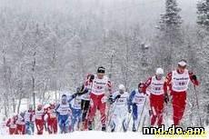 Канадец Маккивер первый слепой атлет зимних Игр