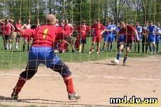 Незрячие футболисты из Витебска уехали на чемпионат Европы