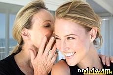Слухи и сплетни улучшают женское самочувствие