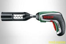 Bosch IXO Vino: электрическая отвертка со… штопором
