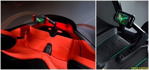 Беспилотный электромобиль EN-V от General Motors