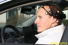 VW Passat, управляемый силой мысли