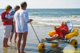 Плавающая коляска «Tiralo»