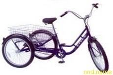 Трехколесный велосипед можно сделать самому