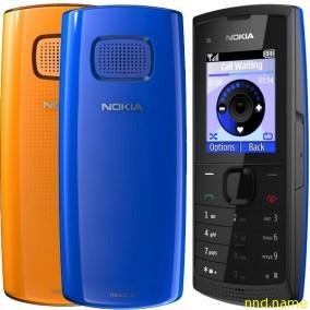 Nokia X1-00: бюджетный телефон не за 35 евро