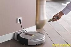 Philips HomeRun: робопылесос