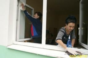 Верующие готовят дома к заселению