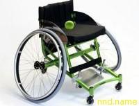 Титановые теннисные коляски