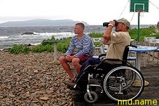 Приморские инвалиды полюбили экстремальный отдых