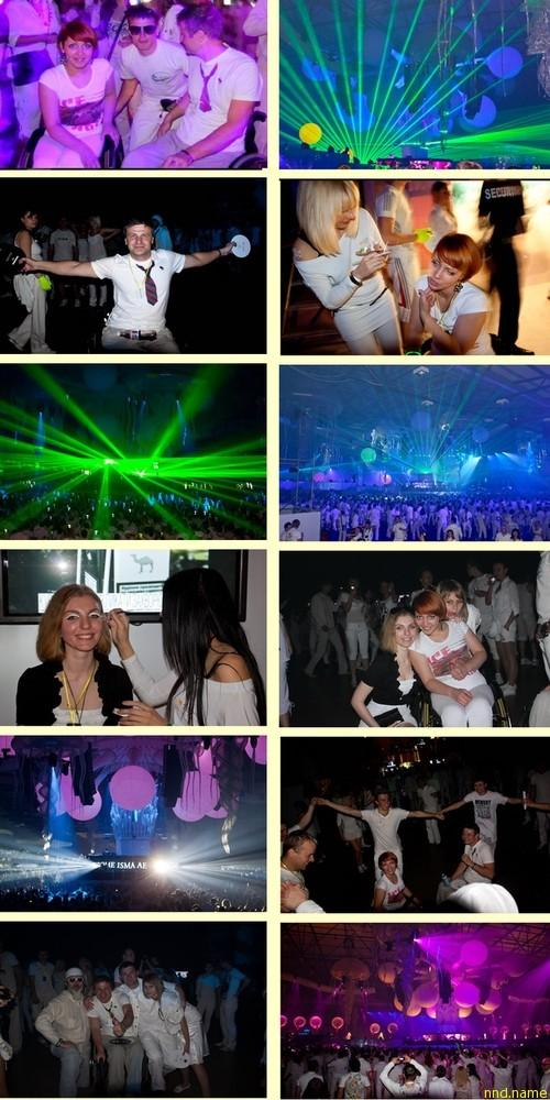 Sensation White - фестиваль электронной музыки