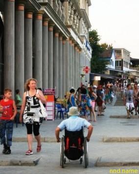 В России есть туристические агентства, которые занимаются организацией путешествий для инвалидов