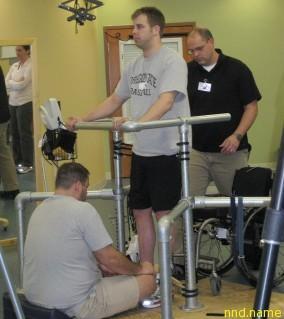 Хирурги вернули инвалиду способность стоять на ногах