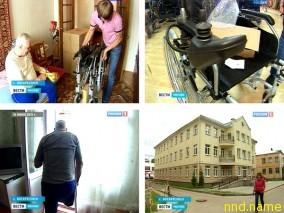 Инвалиду, который лишился ноги после тяжелой службы на флоте, все-таки подарили коляску