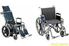 Всем инвалидам ваучеры на коляски