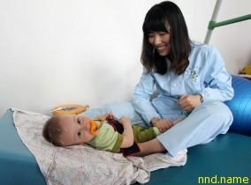 Как китайские врачи побеждают ДЦП