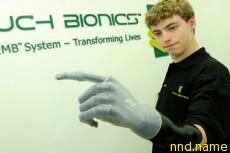 Искусственная рука от Mercedes