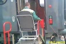 В Украине будут вагоны для перевозки инвалидов