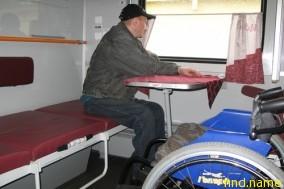 3 пассажирских вагона появились в Могилевском отделении Белорусской железной дороги еще в 2009 году