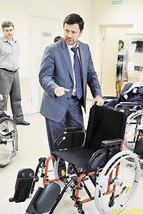 Тест-драйв для инвалидных колясок: комфорт, прочность, красота