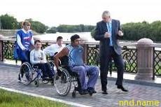 Инвалиды-колясочники тоже могут путешествовать