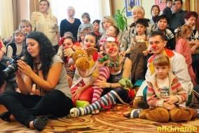 Ассоциация больничных клоунов «Viviamo in Positivo» из итальянского города Модена