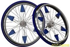 IntelliWheels AGS: инвалидная коляска с автоматом