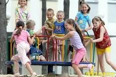 Финал спартакиады для детей