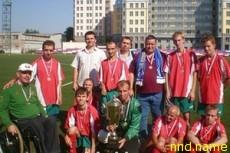 III Международный турнир по футболу «Нева-2011»