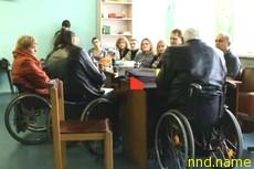 Чиновникам кажется, что инвалиды работают от скуки