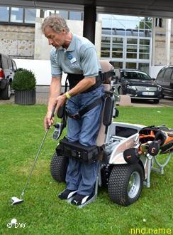 Специализированное инвалидное кресло Paragolfer