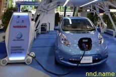 Nissan зарядит аккумуляторы за 10 минут