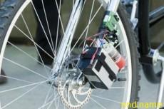 Беспроводные велосипедные тормоза