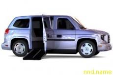 MV-1 - серийный автомобиль для инвалидов