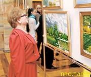 Мои картины будут выставляться в Минске, в Доме Правительства