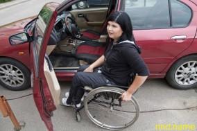 Чемпионка мира по танцам на колясках Вероника Махортова: Сломался физически — будь крепче морально