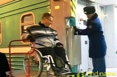 Из Астаны в Алматы пустят поезда для людей с инвалидностью
