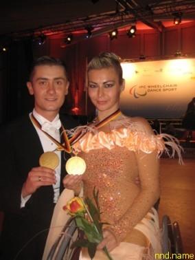 Анна Горчакова, Чемпионка мира и Европы по спортивным танцам на инвалидных колясках, мастер спорта международного класса, многократная победительница кубков Мира, континентов и Азии