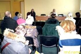 Офис по правам людей с инвалидностью провел информационные дни в регионах Беларуси