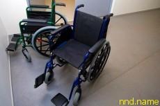 Мужчина на инвалидной коляске ограбил магазин, но не смог уйти от погони