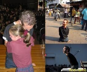 Ник объехал весь мир, рассказывая свою историю миллионам людей