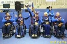 Российские кёрлеры чемпионы мира среди паралимпийцев