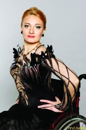 Гордеева Ирина – многократная чемпионка России и мира по танцам на колясках