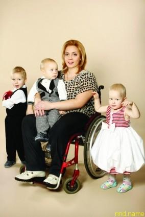 Бондаренко Татьяна многодетная мама, специалист по трудоустройству РООИ «Перспектива»