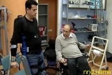 Ноги-роботы от израильского конструктора