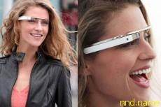 Google тестирует очки дополненной реальности Project Glass