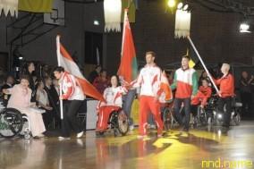 Сборная Беларуси, так же участвовала в соревнованиях и завоевала несколько призовых мест