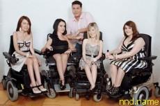 Что могут себе позволить инвалиды в разных странах?